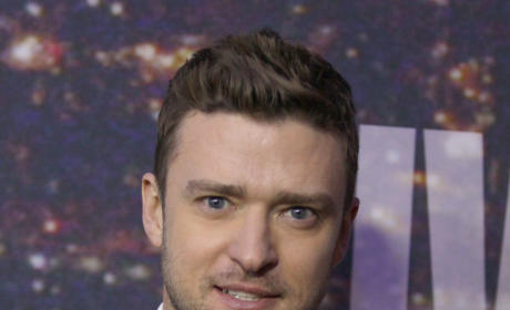 Justin Timberlake at SNL 40