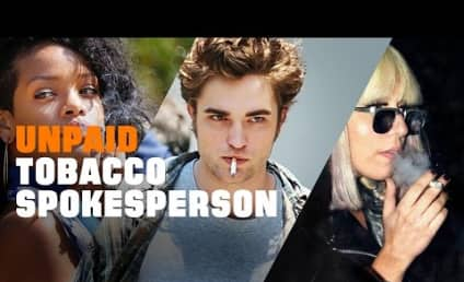 "Anti-Smoking PSA Slams Stars as the ""Face of Big Tobacco:"" Fair or Foul?"