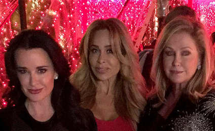 Kyle Richards and Kathy Hilton: Is the Feud Over?