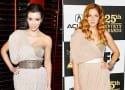 Fashion Face-Off: Kim Kardashian vs. Rachelle Lefevre