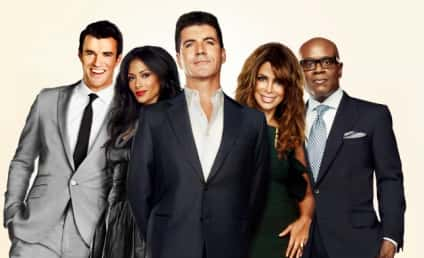Simon Cowell Rushes to Defense of Antonella Barba