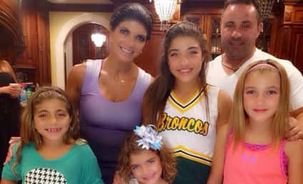 Teresa and Joe Giudice: Fighting Over Plans For Final Christmas Together