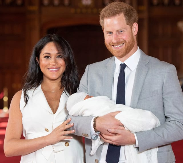 Baby sussex