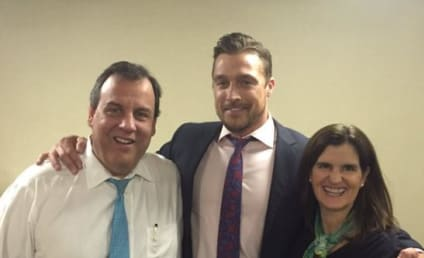 Chris Soules Supports Chris Christie in Iowa
