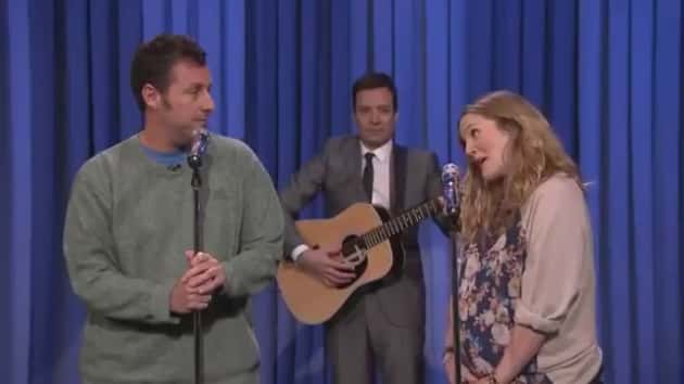 adam sandler and drew barrymore relationship with her mother