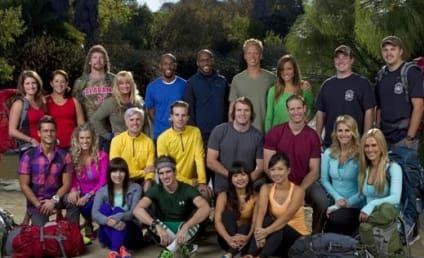The Amazing Race 22 Cast Includes Twins, Firefighters and John Wayne Descendants