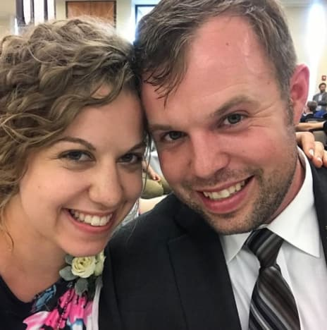 John David Duggar, Girlfriend Abbie