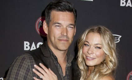 Eddie Cibrian: Cheating on LeAnn Rimes?