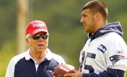 "Aaron Hernandez ""Duped"" Patriots if Allegations Are True, Bob Kraft Says"