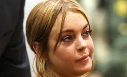 Lindsay Lohan: Still Figuring Out Rehab Plans