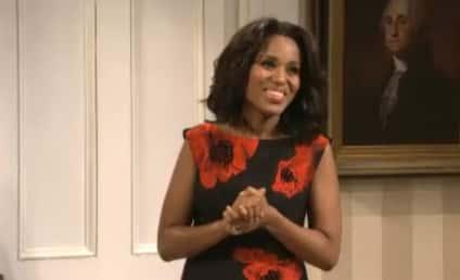 Kerry Washington on SNL: How'd She Do?