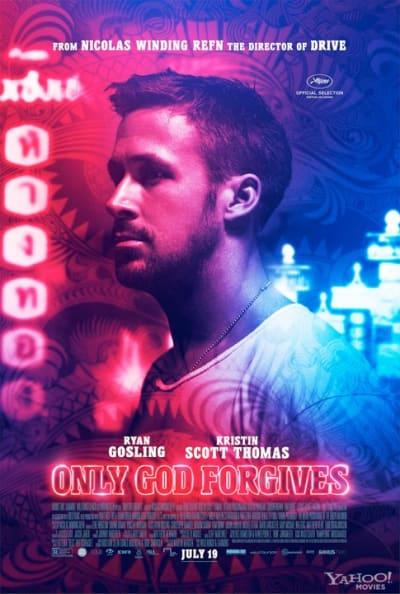 Only God Forgives Ryan Gosling Poster