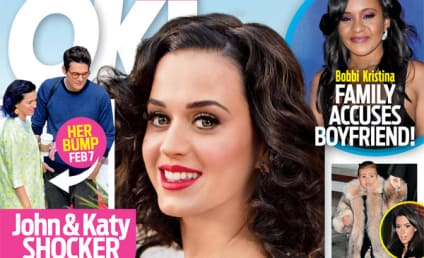 OK! Magazine Apologizes For Claiming That Katy Perry is Pregnant and Engaged