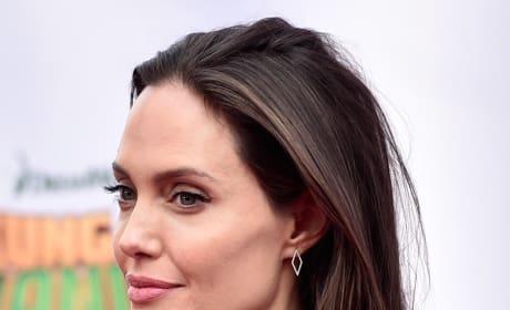 Angelina Jolie Abroad