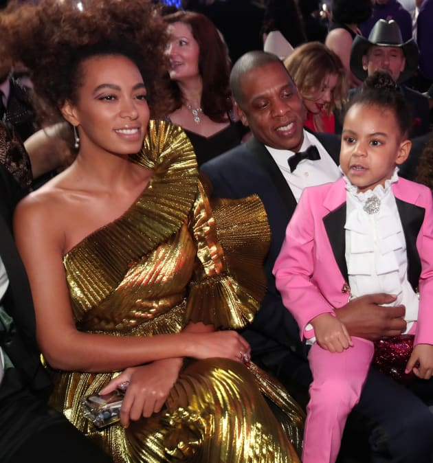 Twins Auto Sales >> Solange, Jay Z and Blue Ivy - The Hollywood Gossip