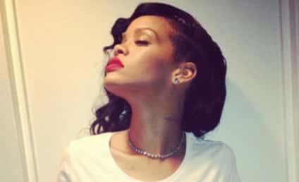 Rihanna: Bottomless, Topless, Instagramming Like a Madman