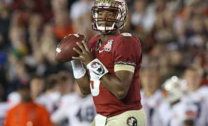 Jameis Winston Cited for Stealing Crab Legs