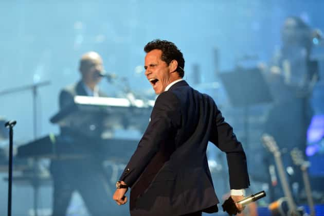 Marc Anthony on Stage