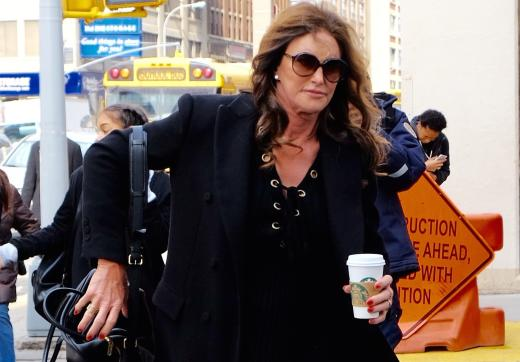 Caitlyn Jenner on the Move