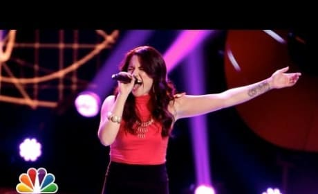 Grey - Catch My Breath (The Voice Blind Audition)