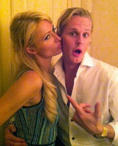Conor McCreedy, Paris Hilton