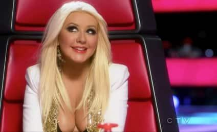 Happy 32nd Birthday, Christina Aguilera!