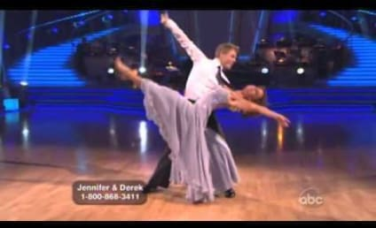 Jennifer Grey: Dancing With the Stars Favorite?