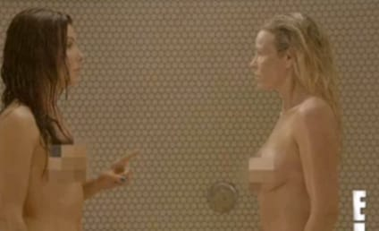 Sandra Bullock: Nude, Bullying Chelsea Handler in the Shower