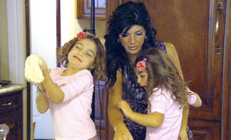 Teresa Giudice, Daughters
