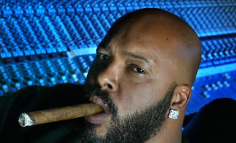 Suge Knight, Cigar