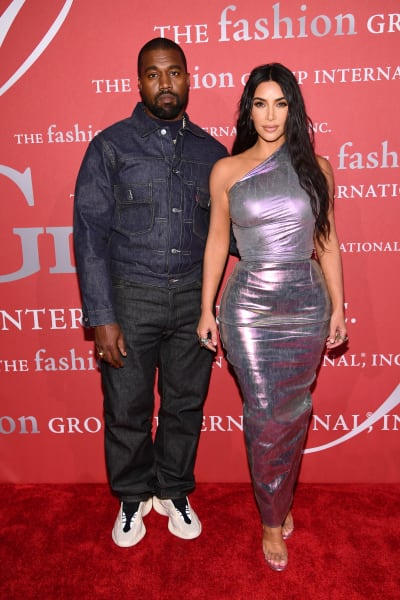 Kim and Kanye Call It Quits