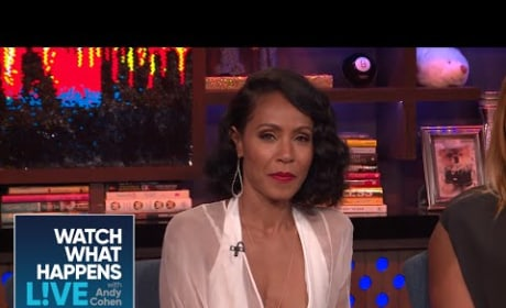 Jada Pinkett-Smith Addresses Rumor that She and Will Smith Are Swingers!
