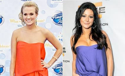 Fashion Face-Off: Carrie Underwood vs. J-WOWW