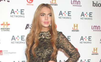 "Lindsay Lohan OWNED By Pitbull; ""Give Me Everything"" Lawsuit Dismissed"