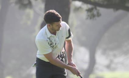 Justin Timberlake is No Tiger Woods