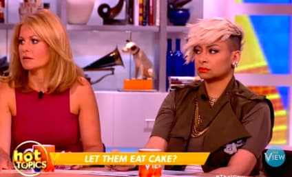 Candace Cameron Bure and Raven-Symone Clash Over Gay Wedding Cake