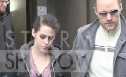 Kristen Stewart to Paparazzi in Paris: Freeze to Death!
