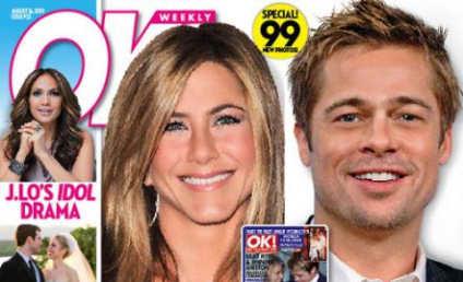 Jennifer Aniston: Stealing Brad Pitt Back!