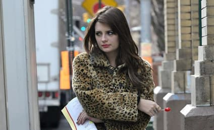 Mischa Barton Dresses Like a Hooker