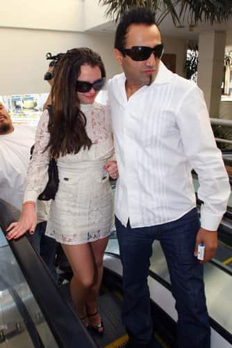 Britney Spears and Adnan Ghalib Pic