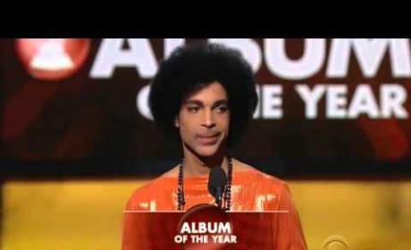 Prince at the Grammy: Albums Still Matter