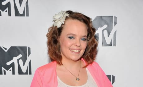 Catelynn Lowell at Jersey Shore Benefit