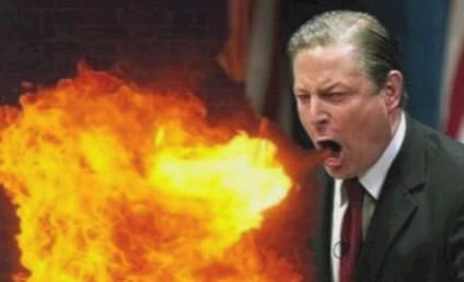 "Al Gore Rant: Former V.P. Slams Global Warming Skeptics, ""Bull$#!t"" Theories"