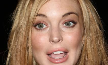 Lindsay Lohan: ARRESTED For Punching Woman at Club!