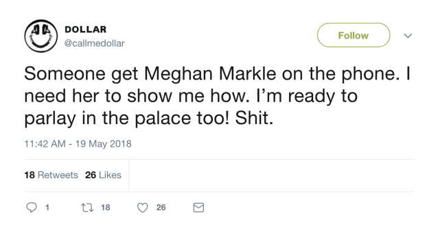Meghan please