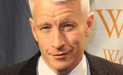 Playgirl Puts $10,000 Bounty on Anderson Cooper's Junk