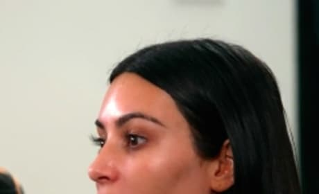 Kim Kardashian Opens Up