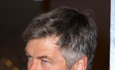 Alec Baldwin Up Close