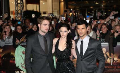 Breaking Dawn Premieres in London: Photos Galore!