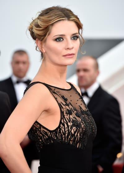 Mischa Barton in Cannes